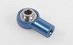 M3 Mini Aluminum Axial Style Rod End (Blue) (10)
