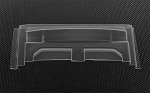 Front Hood and Window Deflector Set for Mojave and Hilux Bodies