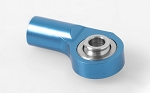 M3 Offset Short Aluminum Rod Ends (Blue) (10)
