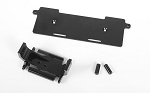 Over/Under Drive T-Case Lower 4 Link Mount w/ Battery Tray for Gelande II