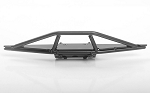 Tough Armor Winch Bumper w/ Grille Guard for Traxxas TRX-4