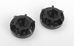 Narrow Offset Hub for Racing Monster Truck Beadlock Wheels (Stepped Hex)