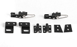 RC4WD 2015 Land Rover Defender D90 Truck Metal Parts