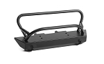 Tough Armor Winch Bumper with Grill Guard for Cross Country Off-Road Chassis