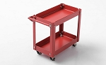 Scale Garage Series Metal Handy Cart
