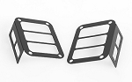 Grid Metal Frame for CCHand Rear Tailight to fit Axial SCX10 Jeep Wrangler