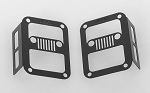 Jeeper Metal Frame for CCHand Rear Tailight to fit Axial SCX10 Jeep Wrangler