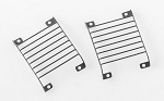 Metal Front Lamp Guards for 1/18 Gelande D90