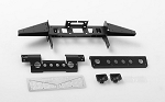 Metal Front Bumper w/Lights for Gelande II D90/D110