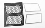 Rear Window Guards for Axial SCX10 XJ (Style A)