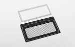 Kahn Style Front Grille for D90/D110 Bodies (Black)