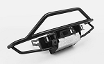 Krabs Front Bumper for Axial SCX10 II XJ (Black)