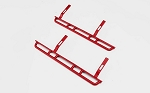 Krabs Side Sliders for Axial SCX10 II XJ (Red)