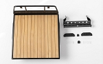 Wood Flatbed for Mojave II Four Door Body Set