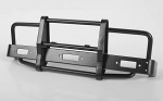 Kangaroo Front Bumper for Mojave II 2/4 Door Body Set (Black)