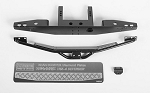 Rook Metal Rear Bumper for Traxxas TRX-4