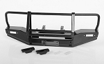 Metal Front Winch Bumper for Traxxas TRX-4 Land Rover Defender D110