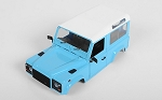 RC4WD D90 Body Set for 1/18 Gelande II (Blue)