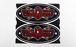RC4WD Logo Decal Sheets (6