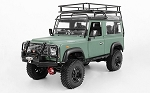 RC4WD Gelande II RTR D90 Truck Kit (Limited Edition)