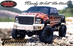 RC4WD Terrain RTR Truck Kit w/Crusher Body Set