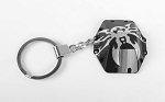 RC4WD Poison Spyder Bombshell Diff Cover KeyChain