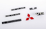 1/10 Metal Emblems for Tamiya CC01 Pajero