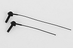 Roof Antenna for Tamiya 1/14 Actros Benz (Black)