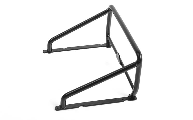 Stainless Steel Tailgate Board Anti-skid Plate for RC4WD 2015 D90 Pickup Truck