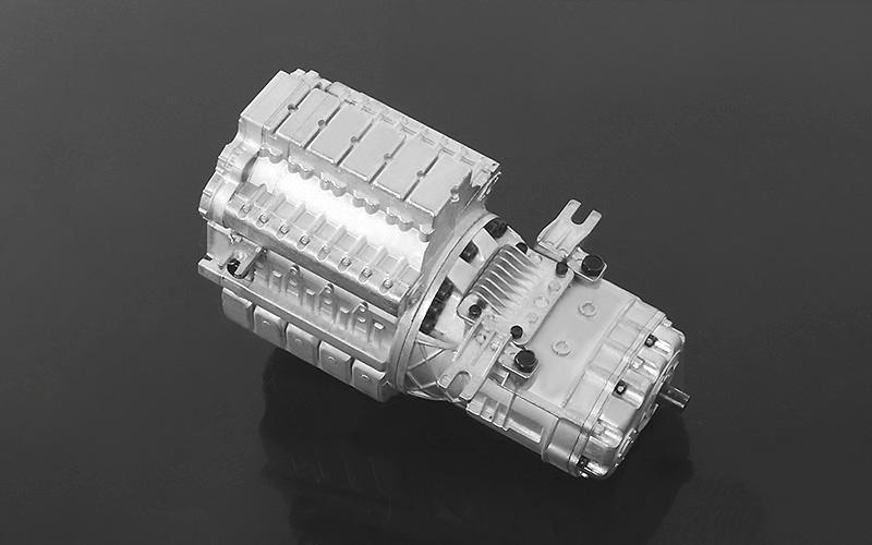 automatic transmission 3d model
