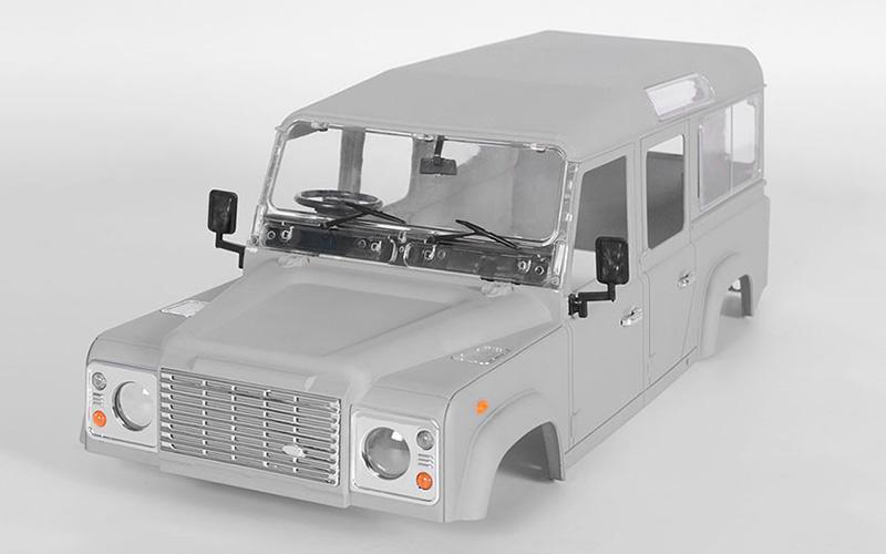 RC 4WD KC HiLiTES 1//10 C Series LED Light Bar 120mm//4.72 RC4Z-E0095
