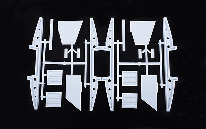 RC4WD Mil-Spec Hard Body Parts Tree (H)