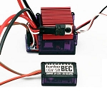 Outcry Crawler Speed Controller ESC with TurboBEC