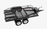 BigDog 1/10 Dual Axle Scale Car/Truck Trailer