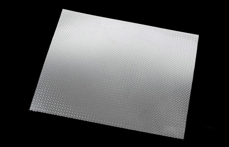 Scale Diamond Plate Aluminum Sheets 2