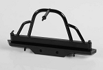 RC4WD Rampage Recovery Rear Bumper with Swing Away Tire Carrier