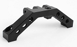 D44 Rear Axle Upper Link Mount (Black)
