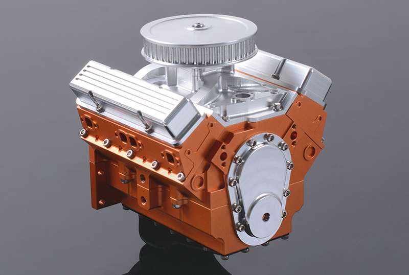 Rc4wd 110 V8 Scale Engine