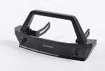 Tough Armor Stubby Front Winch Bumper for Axial SCX10
