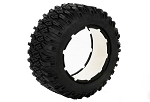 RC4WD Mickey Thompson Baja MTZ tires for HPI Baja and Losi Five-T