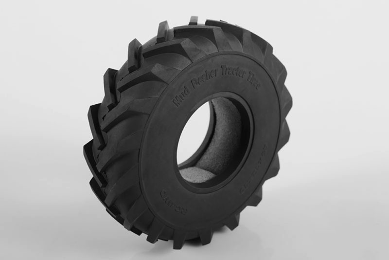 """Semi Truck Batteries >> Mud Basher 1.9"""" Scale Tractor Tires"""