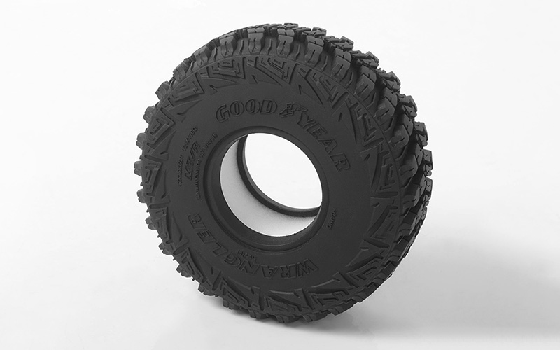 Used Tires Akron Ohio >> Rc4wd Goodyear Wrangler Mt R 1 7 Scale Tires