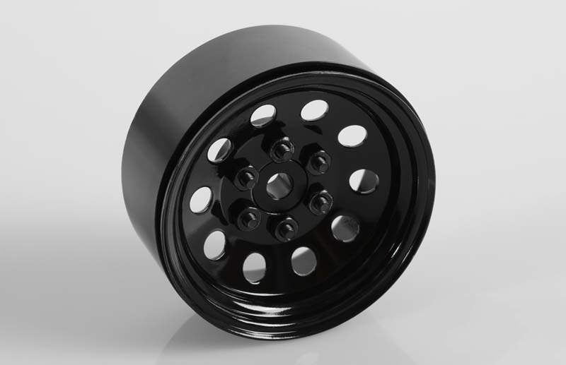 "80 Chevy Truck >> Pro10 1.9"" Steel Stamped Beadlock Wheel (Black)"