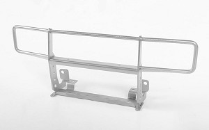 Ranch Front Grille Guard for Traxxas TRX-4 '79 Bronco Ranger XLT (Silver)