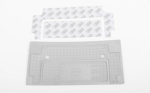 Steel Rear Bed Plate for Axial SCX10 II 1969 Chevrolet Blazer
