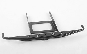 Rough Stuff Metal Rear Bumper for Axial SCX10 II 1969 Chevrolet Blazer (Black)