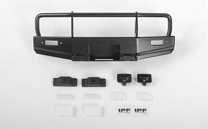 Kangaroo Front Bumper w/IPF Lights for MST 1/10 CMX w/ Jimny J3 Body