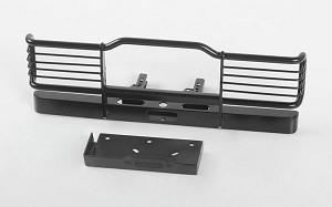 Camel Bumper W/ Winch Mount for Traxxas TRX-4 Land Rover Defender