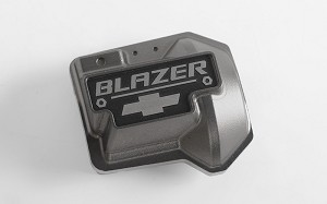Aluminum Diff Cover for Traxxas TRX-4 Chevy K5 Blazer (Grey)