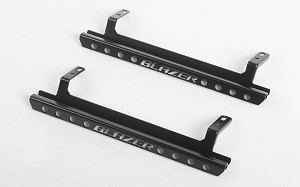 Cortex Side Sliders for Traxxas TRX-4 Chevy K5 Blazer (Black)